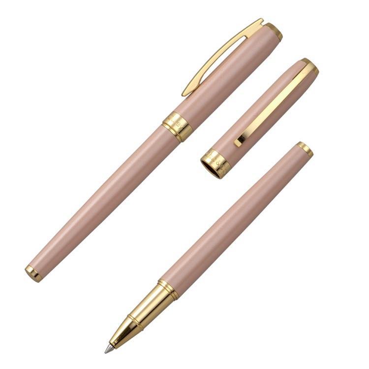 【Chris&Carey】Essence精華鋼珠筆(客製化刻字) / 玫瑰褐
