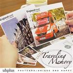 uhplus Traveling Memory旅人記憶.輕旅行明信片.英格蘭沿途(A)