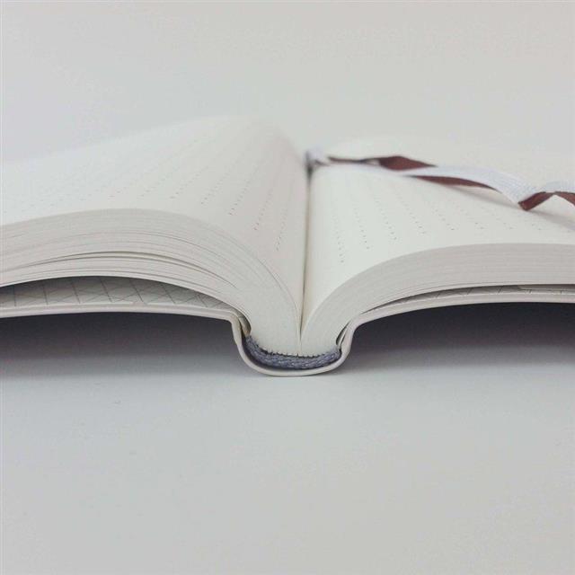 [imSTONE石頭紙禮品] 磊積思考筆記本-A6-黑大理石