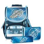 Tiger Family小貴族超輕量護脊書包+文具袋+鉛筆盒-銀河護衛隊