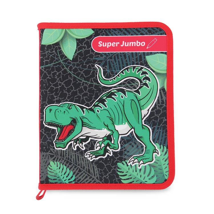Tiger Family-Smart Kids 3D互動魔法著色繪本-恐龍遊樂園-8支組