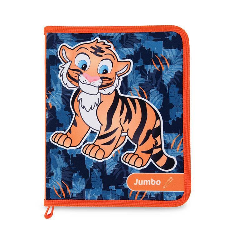 Tiger Family-Smart Kids 3D互動魔法著色繪本-老虎遊樂園-10支組