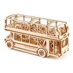 波蘭 WOODEN CITY 動力模型/倫敦巴士