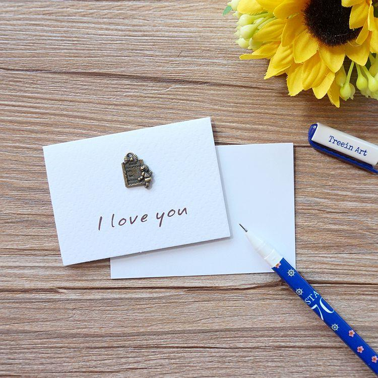 小天使‧祝福‧古銅裝飾萬用小卡