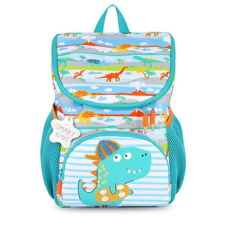 Tiger Family 小小旅行家幼兒減壓背包-小恐龍雷克