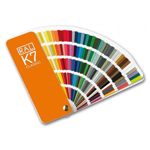 德國 勞爾 RAL 色卡 K7 國際標準色 油漆塗料 工業建築設計塗料通用