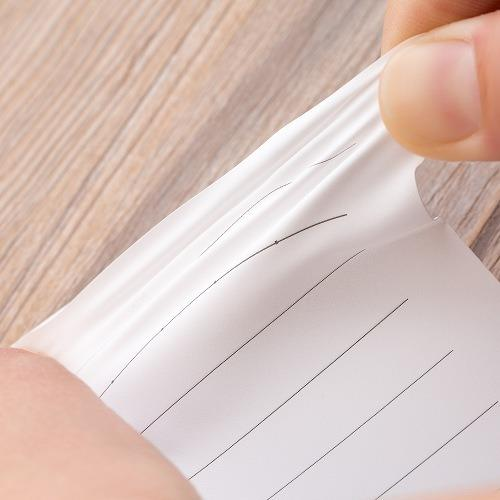 [imSTONE石頭紙禮品] 隨手撕護照型筆記本-藍