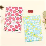 禮物包裝紙袋(M)_01.花朵(6入/組)