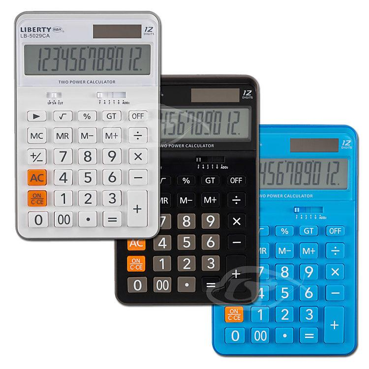 【LIBERTY利百代】計算達人-國家考試專用計算機 LB-5029CA