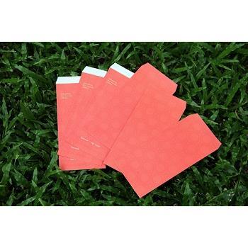 [imSTONE石頭紙禮品] 喜洋洋紅包袋(6入)