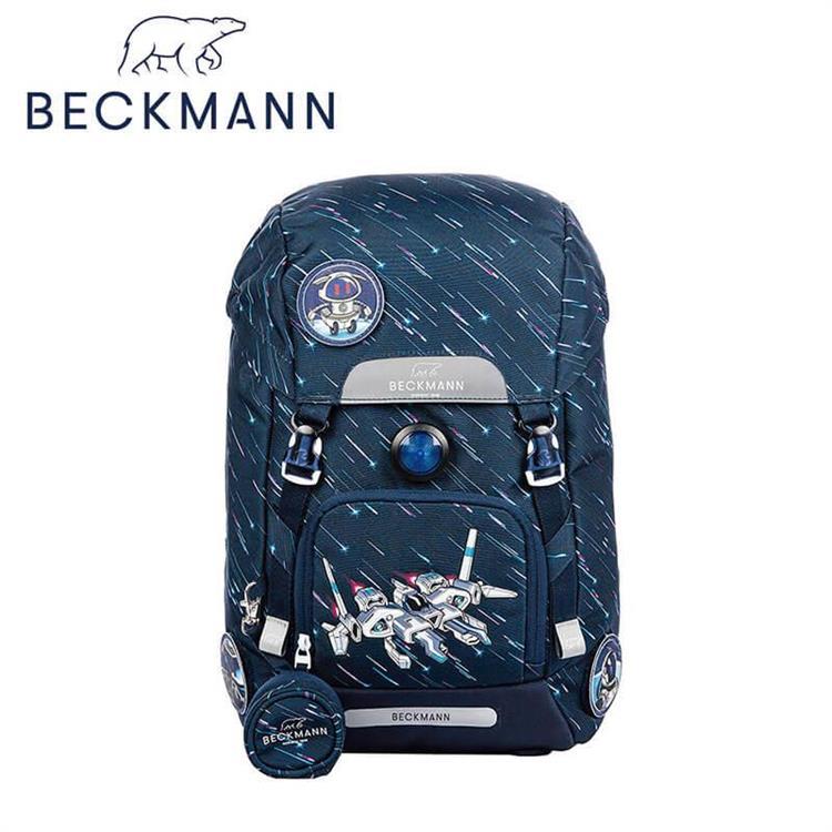 【Beckmann】 兒童護脊書包 22L - 太空冒險