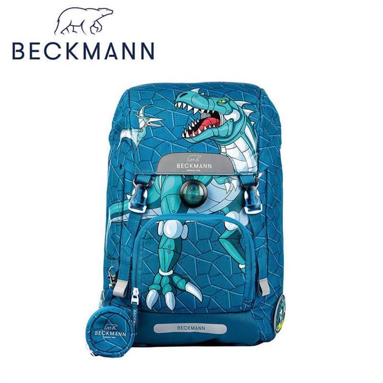 【Beckmann】 兒童護脊書包 22L - 恐龍世界