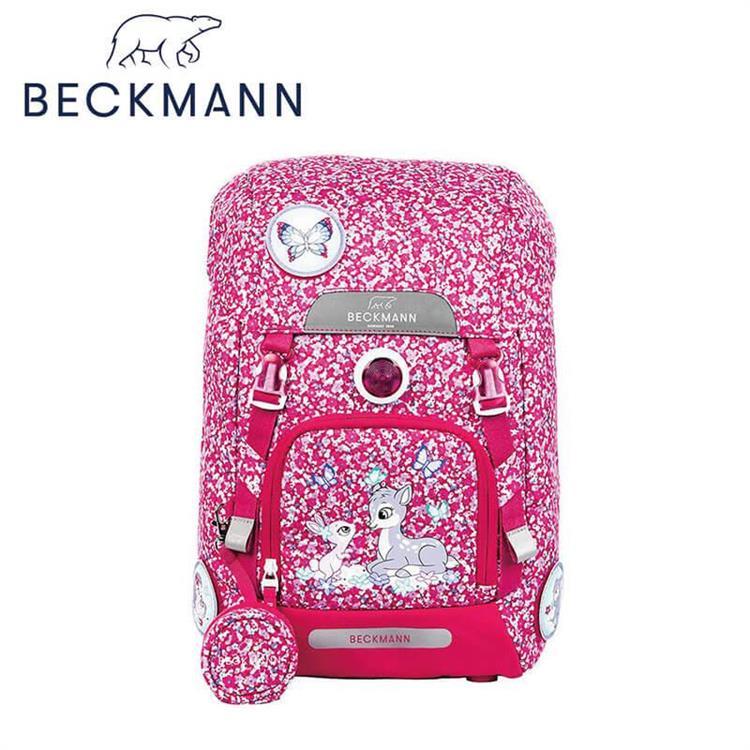 【Beckmann】 兒童護脊書包 22L - 森林小鹿