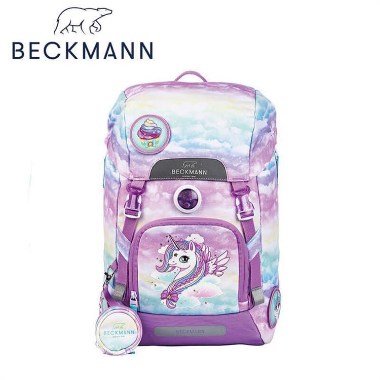 【Beckmann】 兒童護脊書包 22L - 夢幻獨角獸