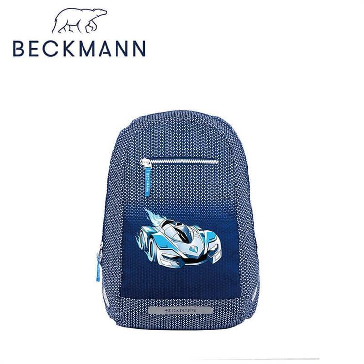 【Beckmann】 週末郊遊包 12L - 藍色賽車