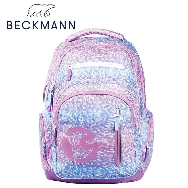 【Beckmann】 護脊書包 30L - 奇幻漸層