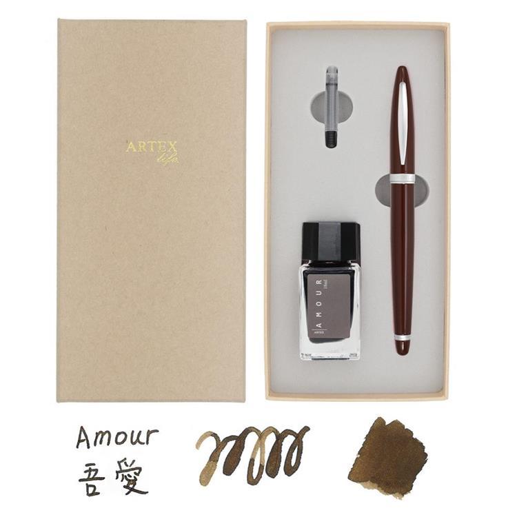 ARTEX-筆墨禮盒組-吾愛