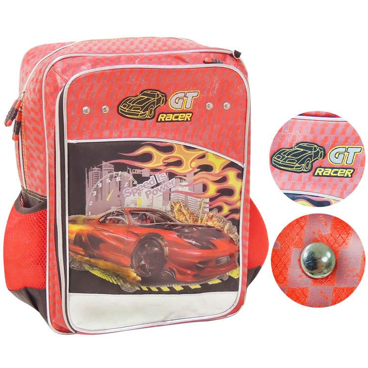 【MAXPERO】火焰跑車15吋 後背書包 (MGT055) -歐系後背包