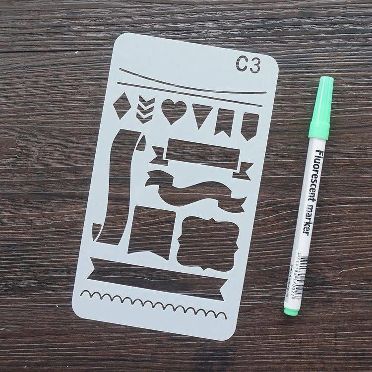 手帳塗鴨板-C3標題
