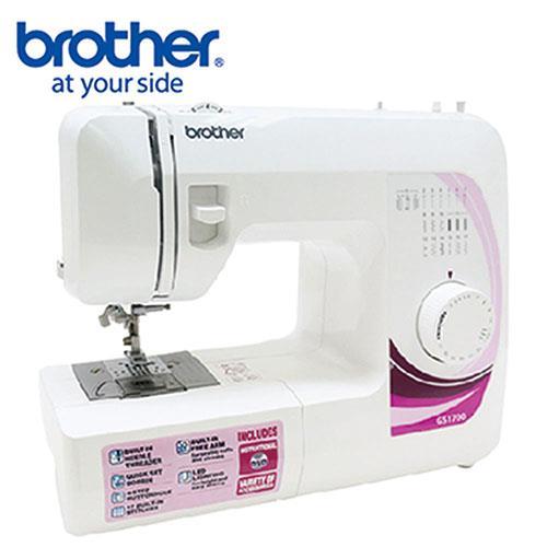 日本[brother]GS-1700實用型縫紉機