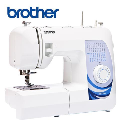 日本[brother] GS-3700深情葛瑞絲縫紉機