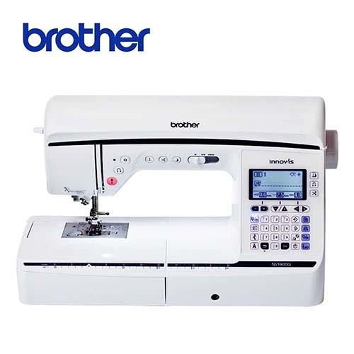 日本 brother 電腦縫紉機型 NV-1800Q 拼布達人