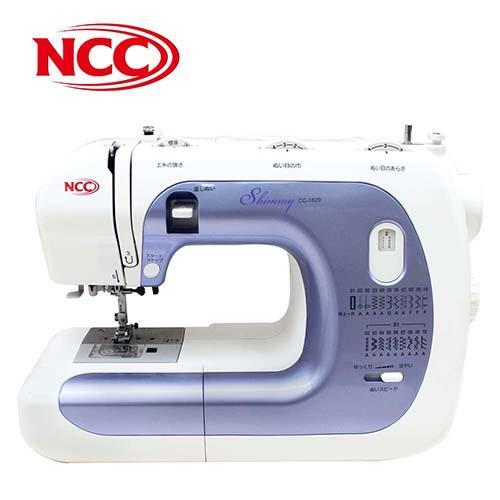 喜佳【NCC】CC-1829 Shimmy紫色粉彩珍珠縫紉機