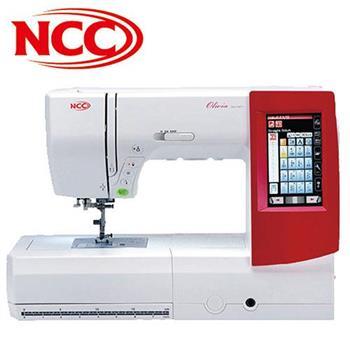 喜佳【NCC】CC-1871 Olivia電腦刺繡縫紉機