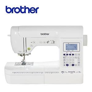 日本[brother] 電腦縫紉機型F-410 縫紉創意家