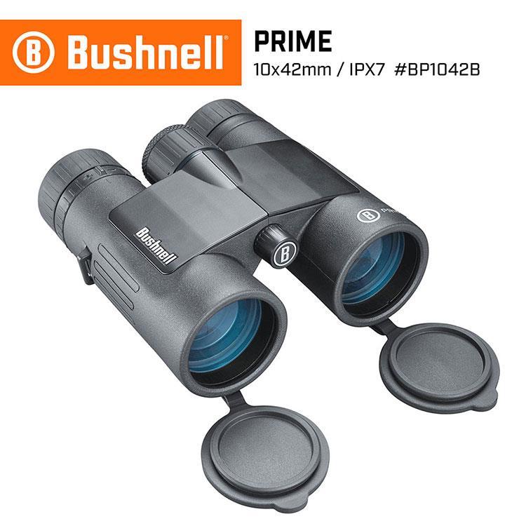 【Bushnell】Prime 先鋒系列 10x42mm 防水型雙筒望遠鏡 BP1042B