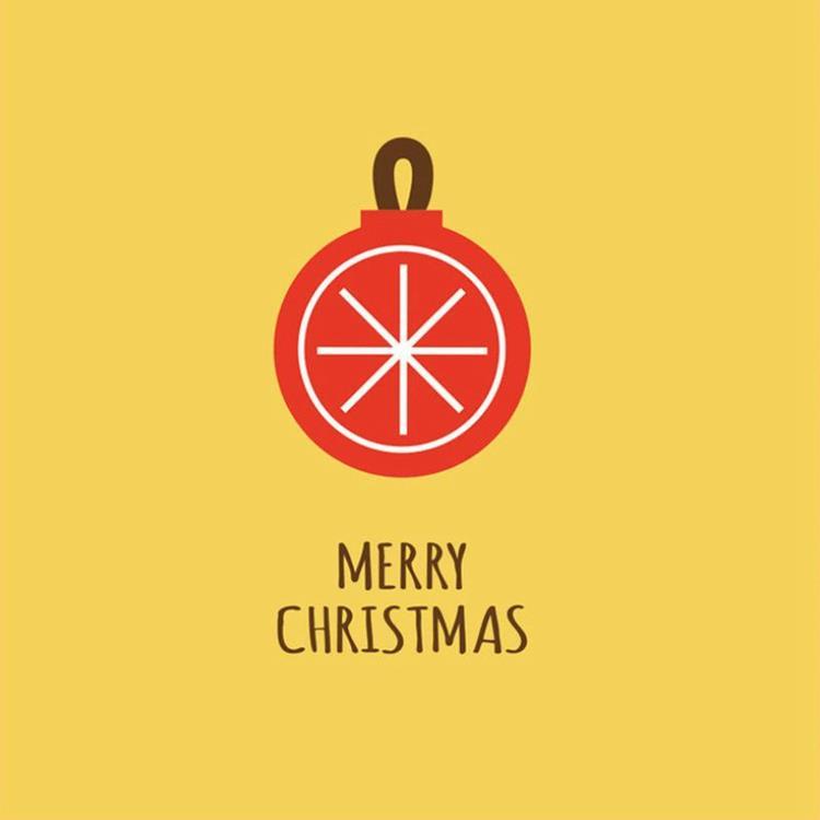 三折鏤空聖誕小卡B.聖誕吊燈