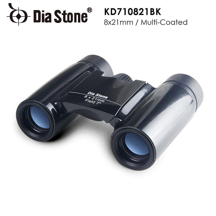 【日本 Dia Stone】8x21mm DCF 輕便型捲式雙筒望遠鏡 (公司貨)
