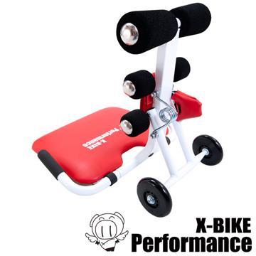 【 X-BIKE 晨昌】美腹機 美體塑型、有氧、美背、塑腰、瘦腹、伸展、紓壓多效合一 台灣精品 10800