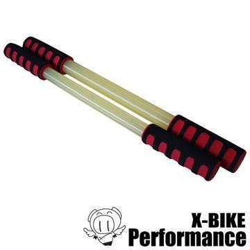 【 X-BIKE 晨昌】健康好棒 臂力訓練 體操棒 握力棒 台灣精品 UB-8816-M(直徑2.5公分)