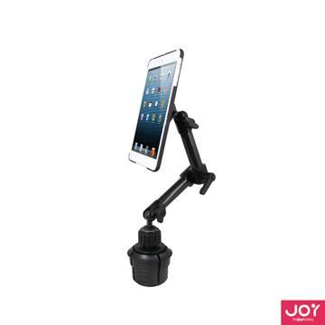JOY Valet 磁吸式 iPad mini Retina 杯架固定式碳纖維車用架MME208