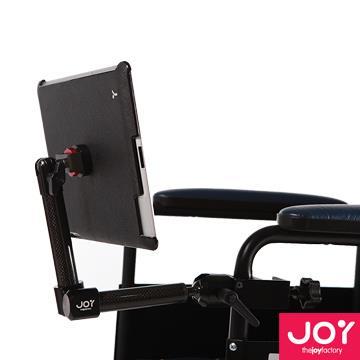 JOY Charis 磁吸式 iPad 輕便碳纖維輪椅支架MMA108
