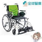 均佳 機械式輪椅(未滅菌) 鋁合金製 JW-450