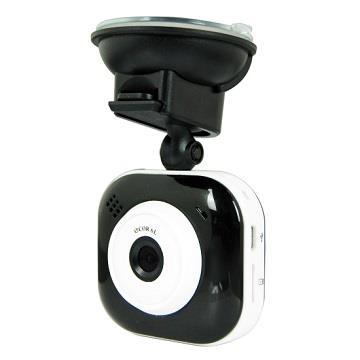 CORAL DVR-628 1.8吋輕巧型 FHD 1080P 熊貓眼行車紀錄器 附G-Sencor