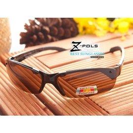 【視鼎Z-POLS專業釣客、出遊必備款】帥氣茶褐100%Polarized偏光抗UV400太陽眼鏡
