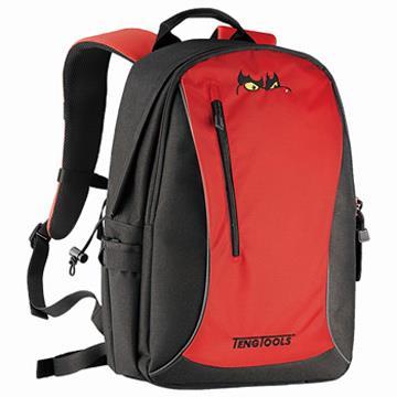 《北歐設計》天魔紅色後背包