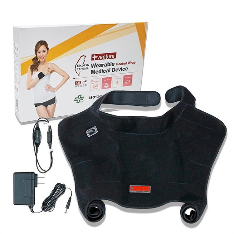 【+Venture】家用肩頸部KB-1250(速配鼎醫療用熱敷墊-未滅菌)