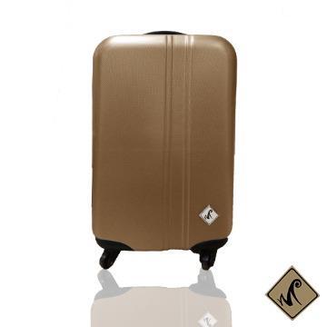行李箱 20吋【Miyoko】簡約系列ABS霧面輕硬殼旅行箱