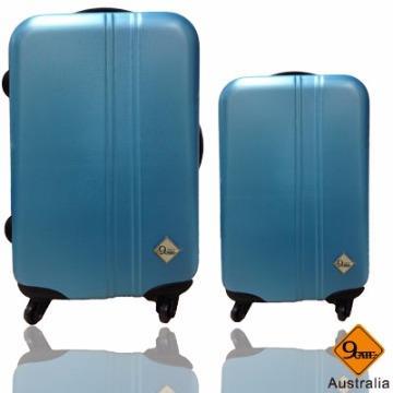 行李箱|20+28吋【Miyoko】簡約系列ABS霧面輕硬殼旅行箱