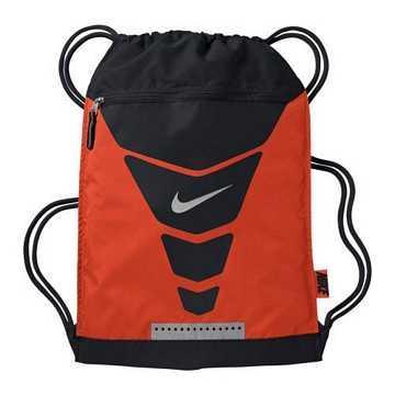 【Nike】時尚汽Vapor健身後背包-橙黑色【預購】