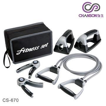 【強生CHANSON】肌耐力健身組合(CS-670)