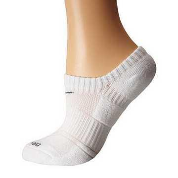 Nike 2015女經典Dri Fit舒適低切無外露白色運動短襪3入組