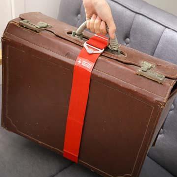 5色彈力行李箱捆綁帶