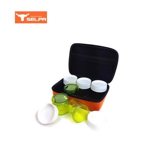 韓國 Selpa 調味料盒6件組 韓國製造