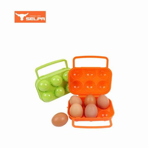 韓國 Selpa 雞蛋收納盒6顆