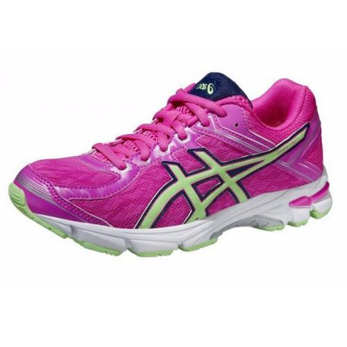 ASICS 亞瑟士 女款 童鞋款 運動鞋 慢跑鞋 支撐型 GT-1000 4  C558N-3587